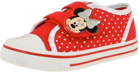 Souris Disney Minnie Casual Chaussures Rouges Hommes Occasionnels sn51BV