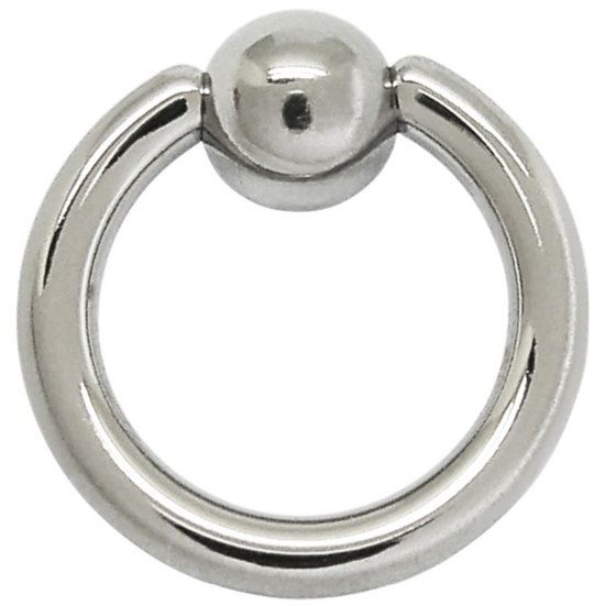 Ball Closure Ring 6 mm x 12 mm