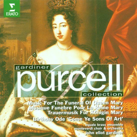 Purcell: Music for Queen Mary / Gardiner, Monteverdi Choir