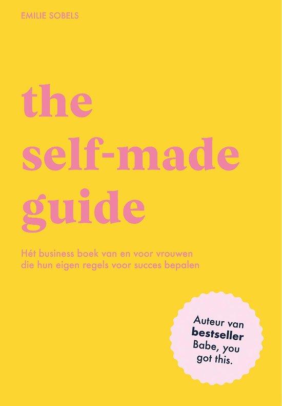 Boek cover The self-made guide van Emilie Sobels (Paperback)
