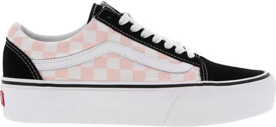 bol.com | Vans Old Skool Platform - Sneaker - Unisex - Maat ...