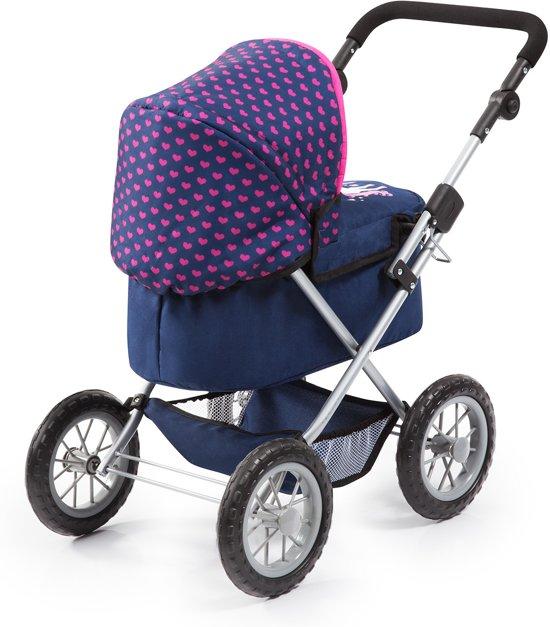 Bayer - Poppenwagen Trendy blauw