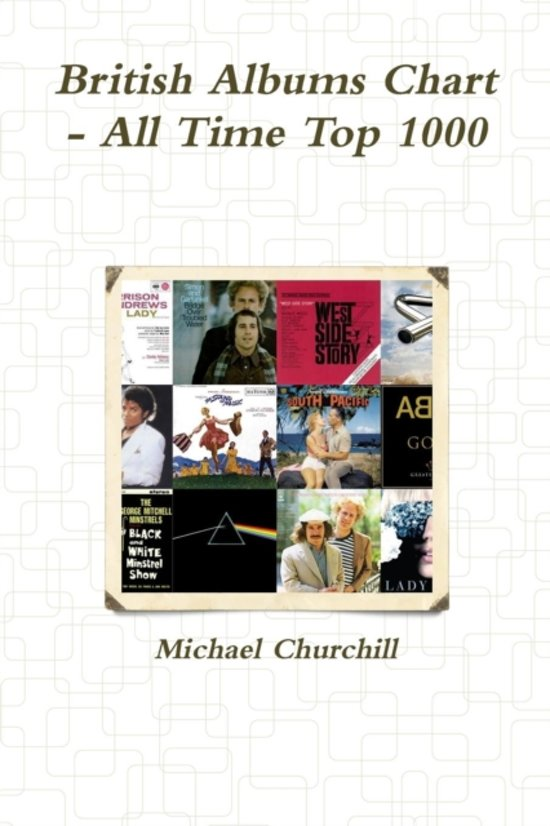 Bolcom British Albums Chart All Time Top 1000 Michael