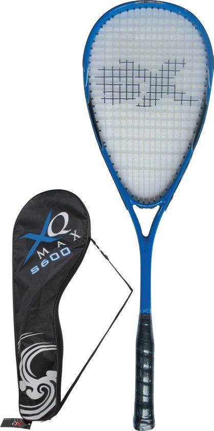 XQ Max S600 - Squashracket - Blauw