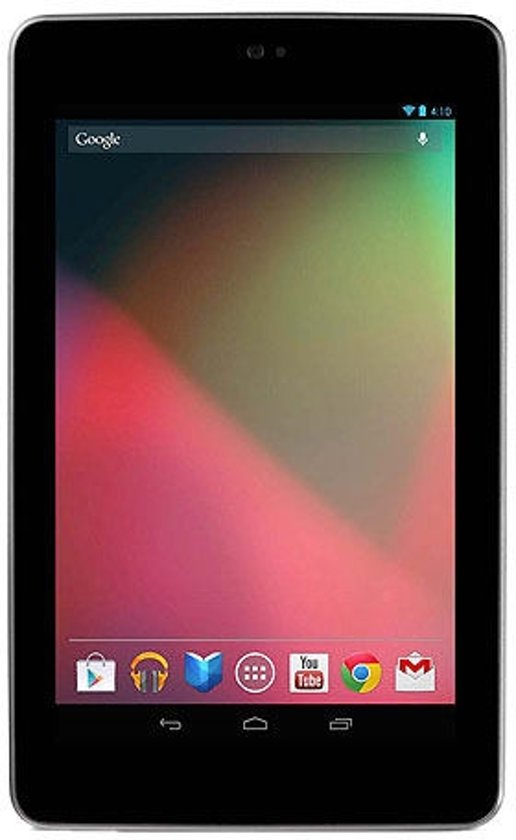 Google Nexus 7 - WiFi / 32GB - Zwart