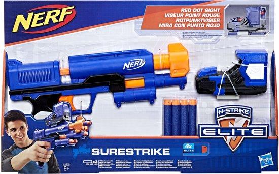 NERF N-Strike Elite Surestrike - Blaster