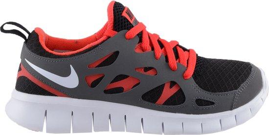 low priced c04c4 4dae4 Nike Free Run 2 - Hardloopschoenen - Barefoot - Unisex - Maat 36 - Zwart