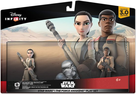 Disney Infinity 3.0 The  Force Awakens Playset Pack