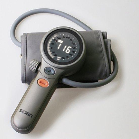 Digitale bloeddrukmeter bovenarm, high end model