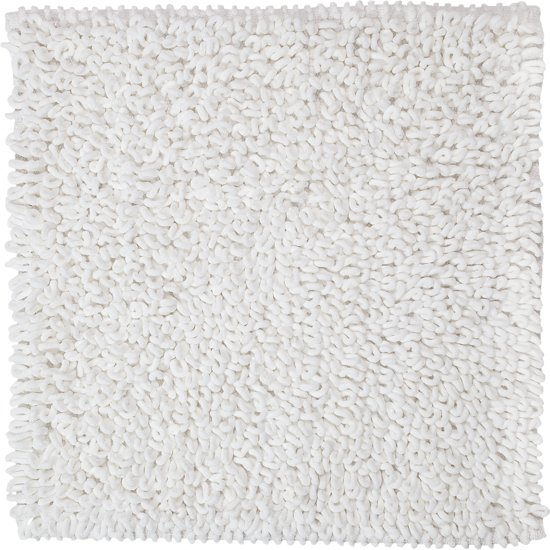 Sealskin Twist - Badmat - 60x60 cm - Wit