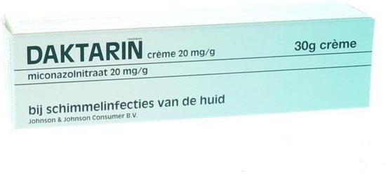 Daktarin Crème 20mg miconazol 30 gram