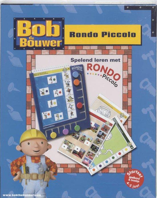 Spiksplinternieuw bol.com   Rondo Piccolo Bob de Bouwer Startset   9789058530257 LR-75