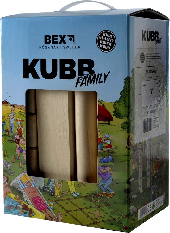 Kubb Familiy Berkenhout