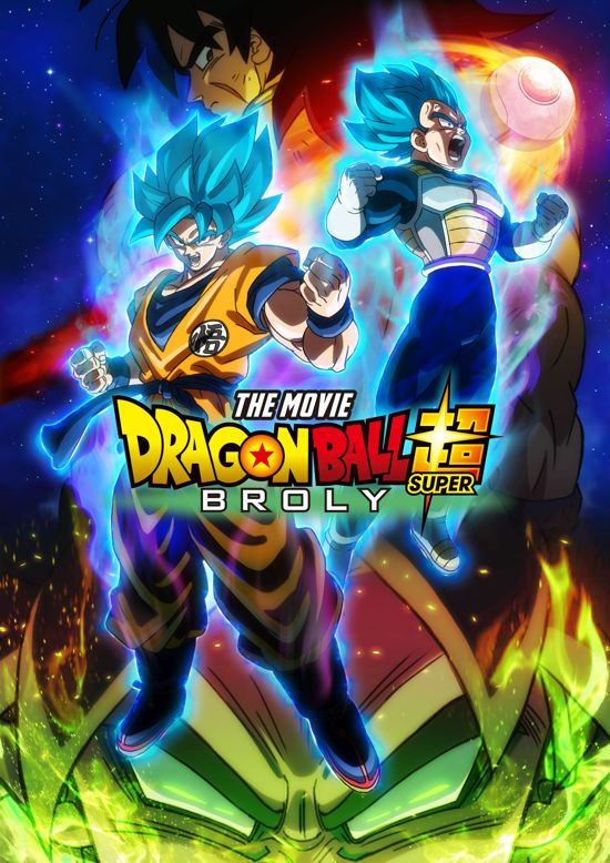 DragonBall Z: Super Broly (Blu-ray)