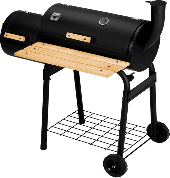 BBQ Grill King*BBQ Smoker Barbecue