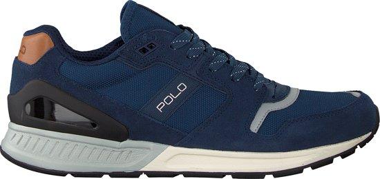 Polo Ralph Lauren Heren Sneakers Train100 - Blauw - Maat 44
