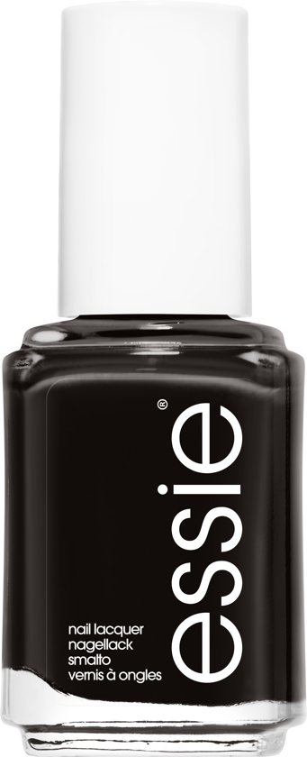 essie licorice 88 - zwart - nagellak