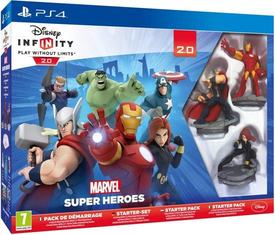 Disney Games For Ps4 : Bol disney infinity marvel super heroes starter