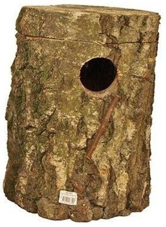 Broedblok voor oa Rosella (natuurblok)