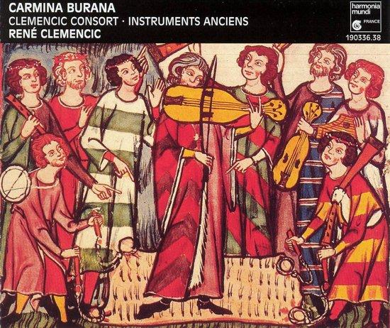 Carmina Burana / Rene Clemencic, Clemencic Consort