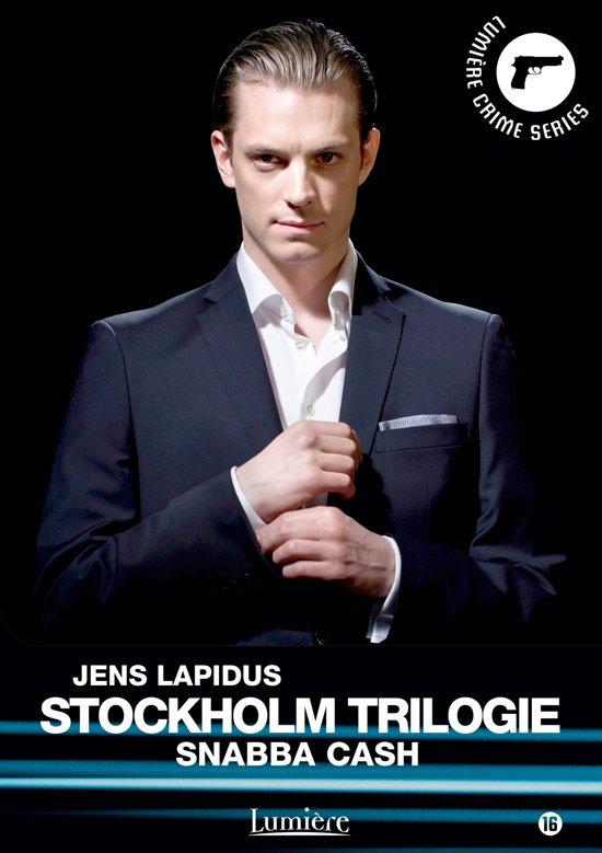 DVD cover van Stockholm Trilogie - Snabba Cash