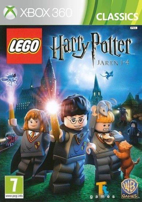 Онлайн игра Лего Гарри Поттер играть бесплатно