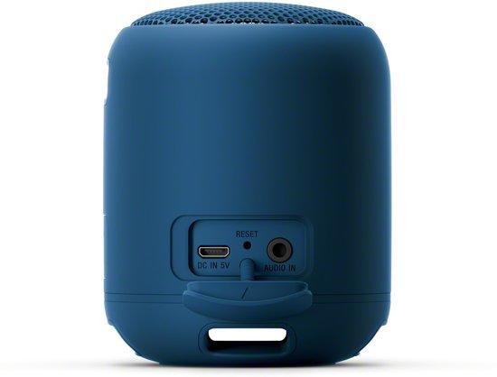 Sony SRSXB12 Blauw