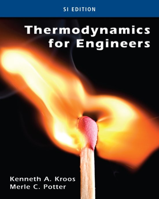 Thermodynamics for Engineers, SI Edition
