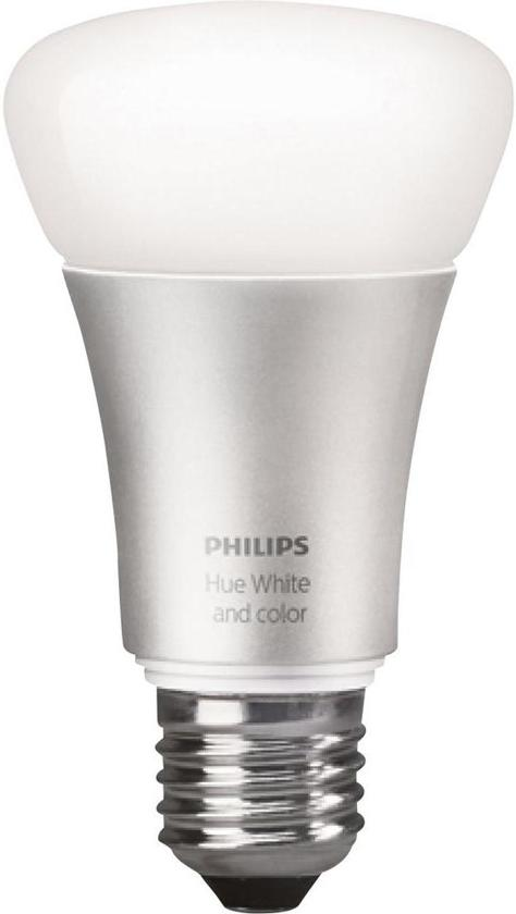 philips hue white and color ambiance losse lamp e27 8718696461655. Black Bedroom Furniture Sets. Home Design Ideas