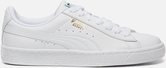 Puma Basket Classic sneakers wit