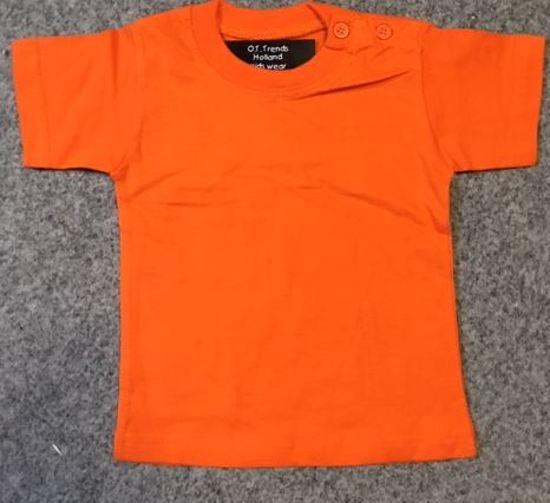 7dbadc422db T Shirts Tops Oranje Meisjes | Marathonreizen.NU