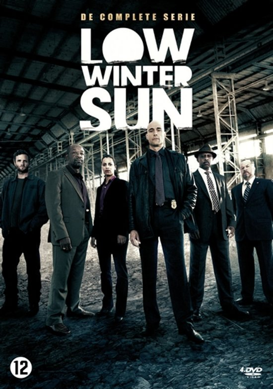 DVD cover van Low Winter Sun - Season 4