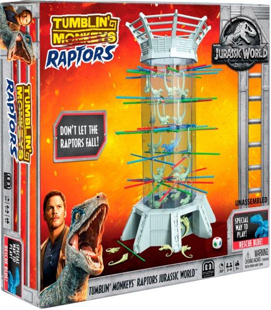 Mattel Games - SOS Dino-Alarm Jurassic World