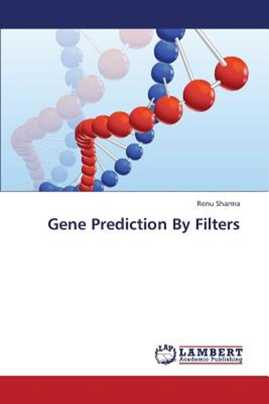 Gene Prediction by Filters