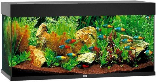 juwel rio aquarium 101x50x41 cm 180l zwart. Black Bedroom Furniture Sets. Home Design Ideas
