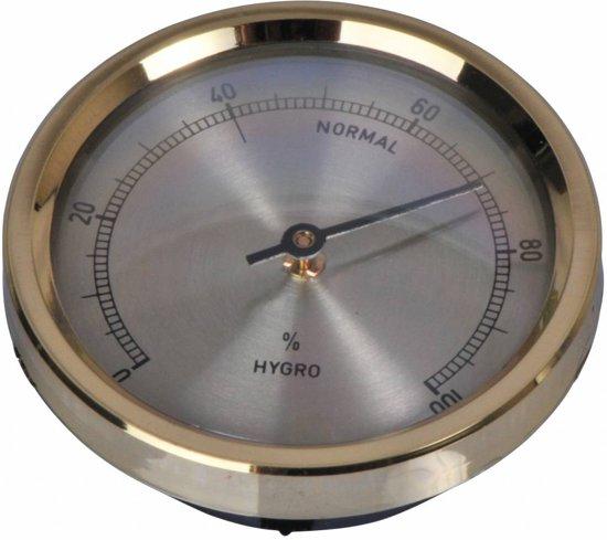 Hygrometer bi-metaal 4,5 CM