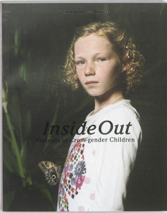 Boek cover Inside Out van Ellen de Visser (Paperback)
