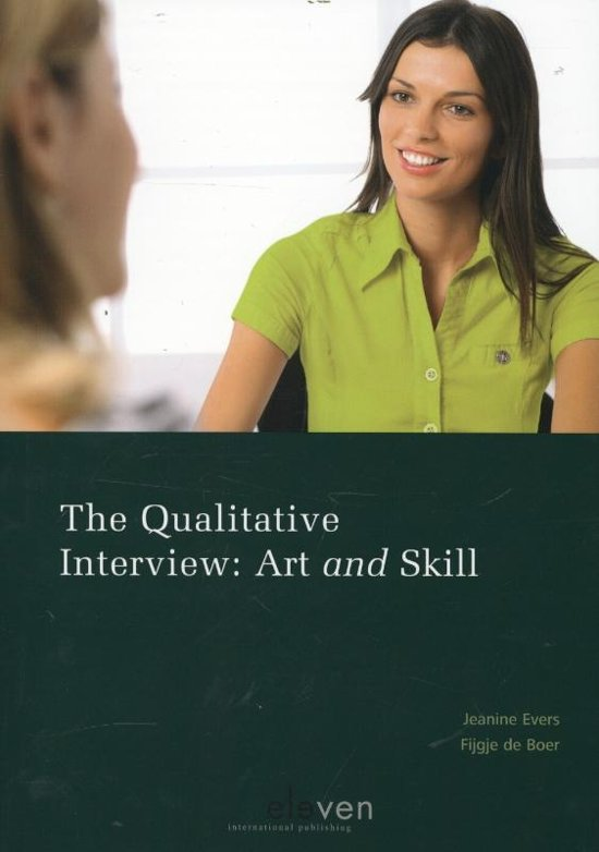 The qualitative interview
