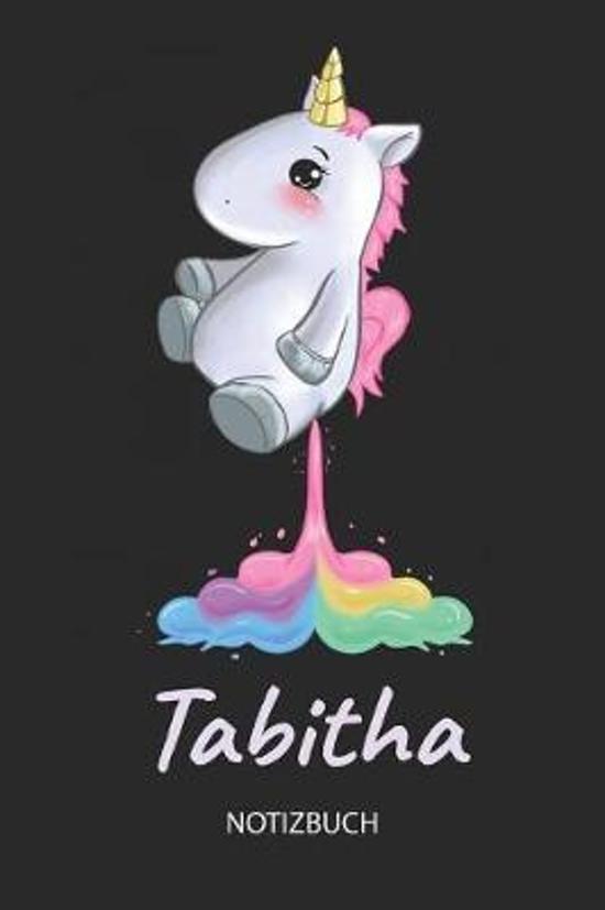 Tabitha - Notizbuch