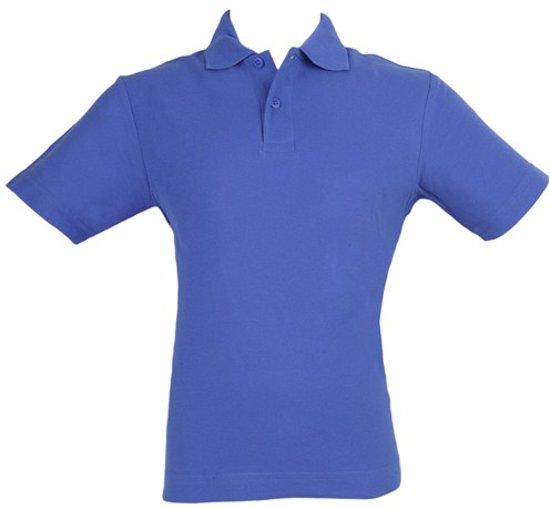 Poloshirt Kids -Stedman- donkerblauw XS