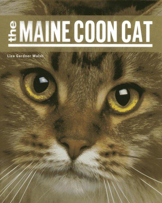 Bol The Maine Coon Cat Ebook Liza Gardner Walsh