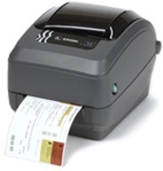 Zebra GX430t Labelprinter Thermal Transfer Kleur