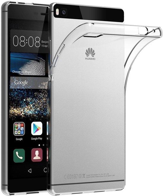 new concept 29172 88d20 MMOBIEL Huawei P8 5.2 Inch TPU Siliconen Bescherm Hoesje / Case