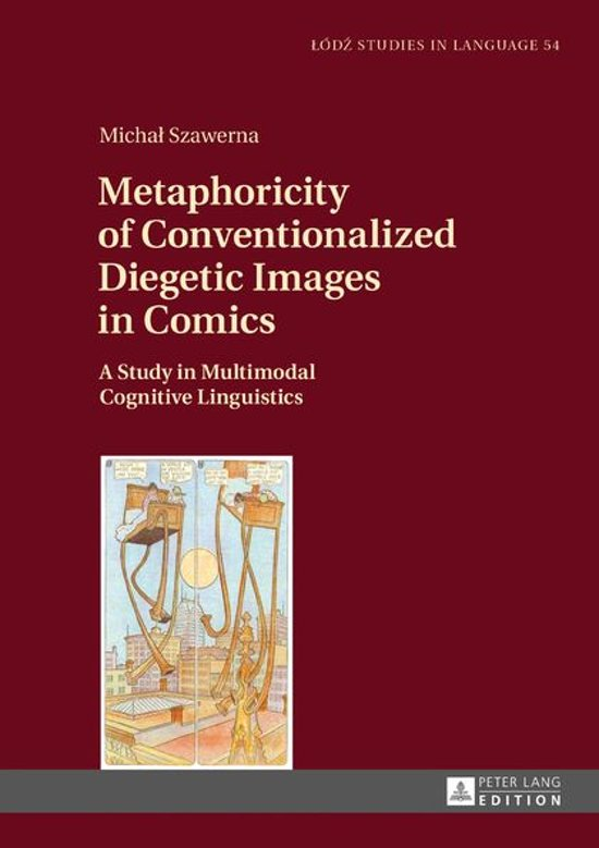 Metaphoricity of Conventionalized Diegetic Images in Comics