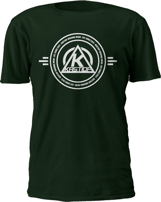 Kastiop - Groen T-shirt L