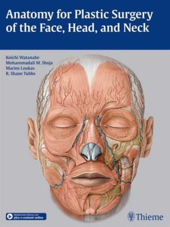 bol.com | Anatomy for Plastic Surgery of the Face, Head, and Neck ...
