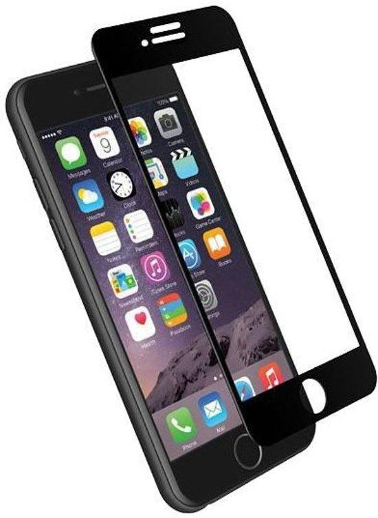 Baseus iPhone 7 / 8 Tempered Glass Screen Protector Zwart in Wijer
