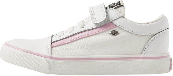 British Knights MACK Meisjes sneakers laag - Wit - maat 28