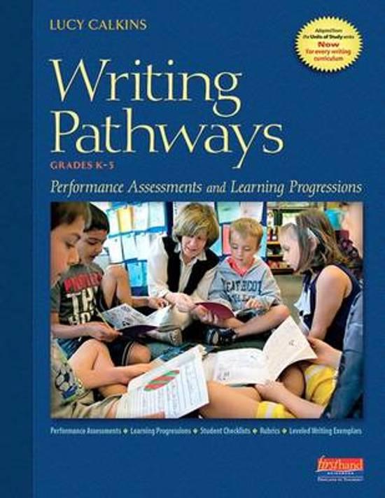 Writing Pathways