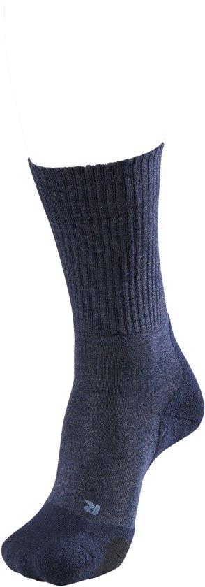 42 43 Wandelsokken Falke Maat Heren Wool Blauw Tk2 Yaq8wz
